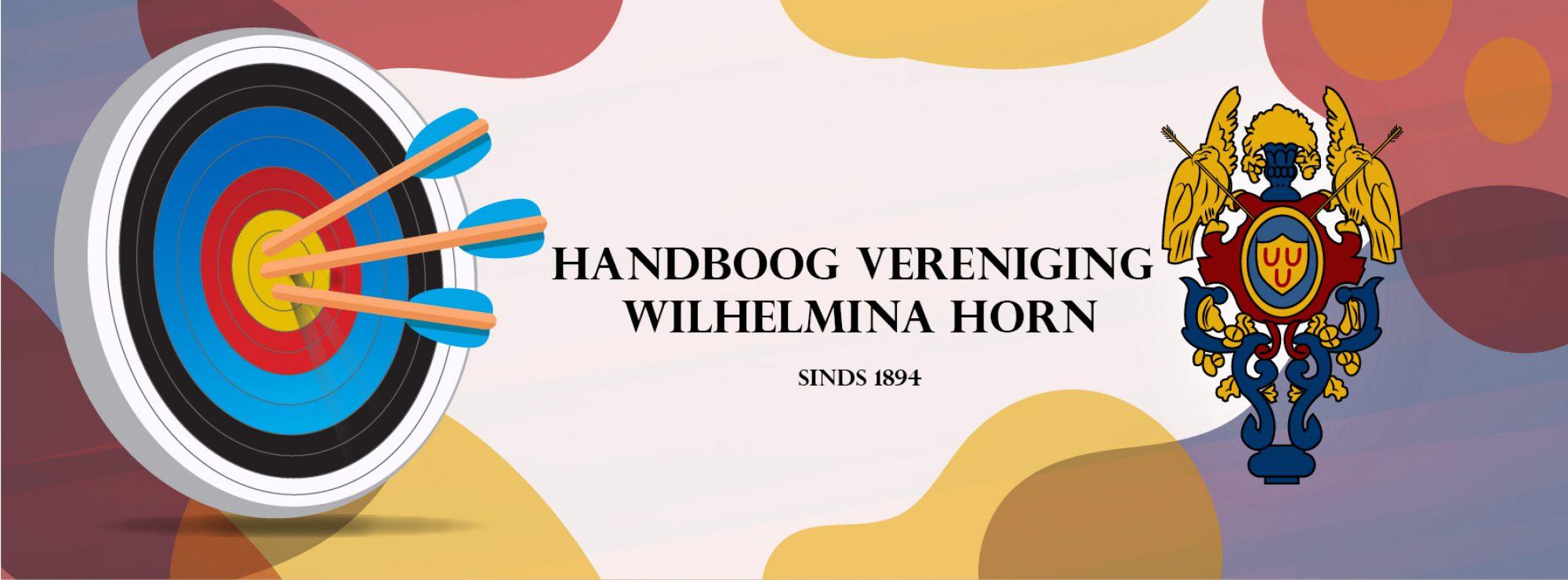 Handboog Wilhelmina Horn